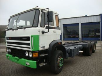 DAF 2700ATI STEELSPRINGS - cab chassis truck
