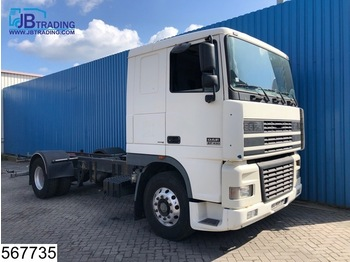 DAF 95 XF 430 Manual - cab chassis truck