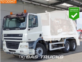 Cab chassis truck DAF CF85.340 6X4 Manual Big-Axle Steelsuspension E3 CHASSIS ONLY