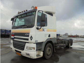 DAF CF85.410 6X2 - cab chassis truck