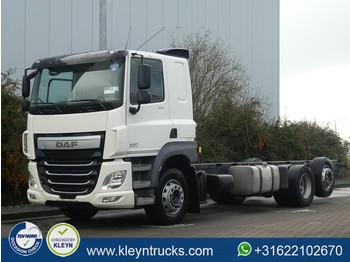 DAF CF 460 6x2 far e6 wb 510 - cab chassis truck