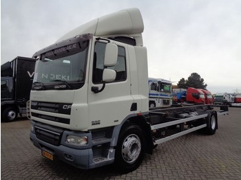 DAF CF 75.310 + Manual - cab chassis truck