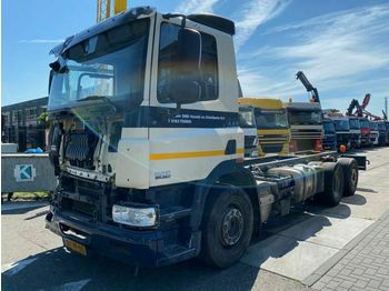 DAF CF 85.360 FAN - DAMAGED  - cab chassis truck