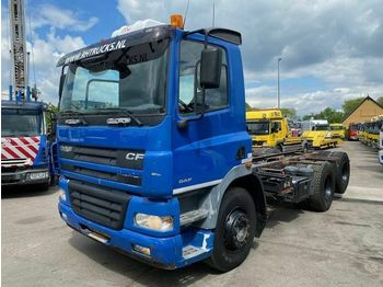 DAF CF 85.380 EURO 3  - cab chassis truck