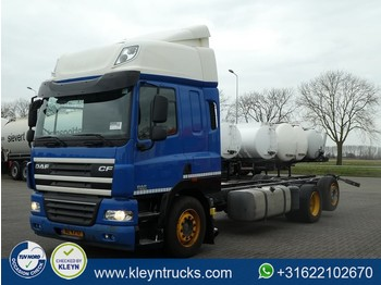 Cab chassis truck DAF CF 85.410 6x2 euro 5