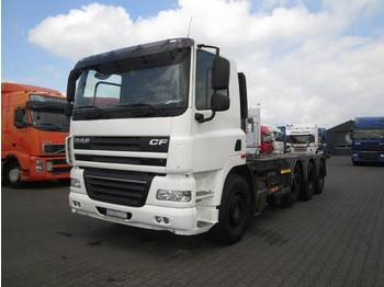 Cab chassis truck DAF CF 85 410 8X2 Euro 5: picture 1