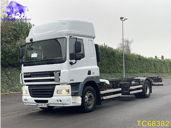 Cab chassis truck DAF CF 85 410 Euro 5