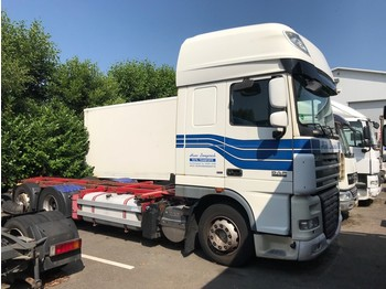 DAF FAR XF105.410 Euro5 Manual Intarder - cab chassis truck
