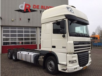DAF FAR XF 105.460 EURO 5 - cab chassis truck