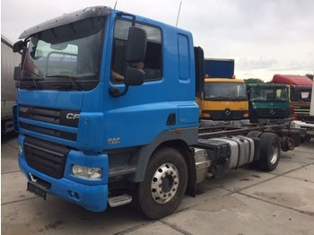 Cab chassis truck DAF FAS85.410 CF 6x2