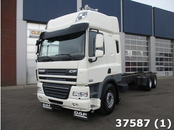 DAF FAS 85 CF 510 Euro 5 Intarder - cab chassis truck