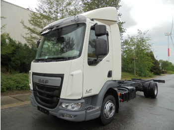 Cab chassis truck DAF LF 210 EURO 6