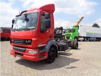 DAF LF 55.180 + Euro 5 + Spoiler - cab chassis truck