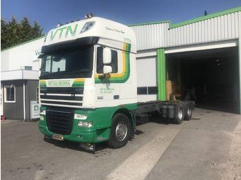 DAF XF105-460 FAS Super Space Cab - cab chassis truck