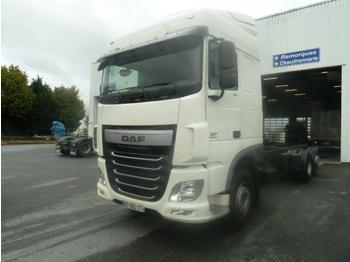 DAF XF105 510 - cab chassis truck