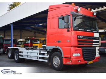 DAF XF 105 - 460, Euro 5, Space Cab, 6x2, Truckcenter Apeldoorn - cab chassis truck