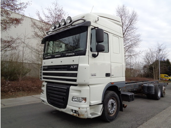 Cab chassis truck DAF XF 105-460 MANUAL