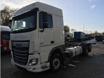 Cab chassis truck DAF XF 460 FAR EURO 6