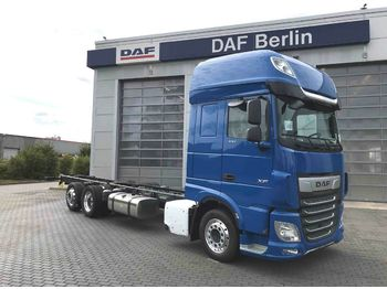 DAF XF 530 FAN SSC, Low Deck, MX Engine Brake, EURO  - cab chassis truck