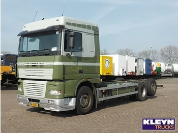 Cab chassis truck DAF XF 95.380