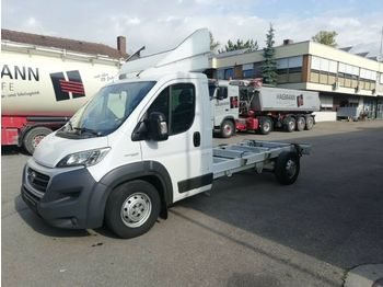 Fiat Ducato Multijet 180 Chassis mittel Getriebe neu  - cab chassis truck