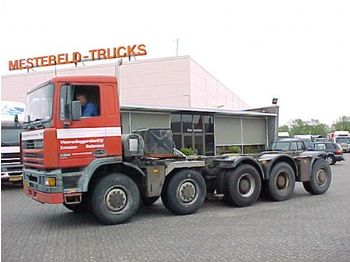 Ginaf G5248-F 10X4 - cab chassis truck