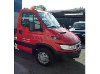 IVECO DAILY 50 C 17 BE Vontató - cab chassis truck
