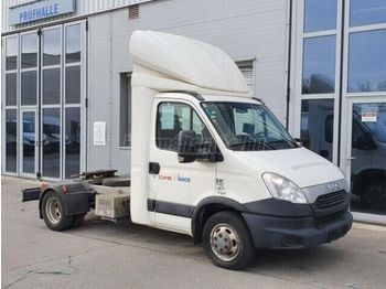 IVECO DAILY 50 C 21 BE Vontató - cab chassis truck