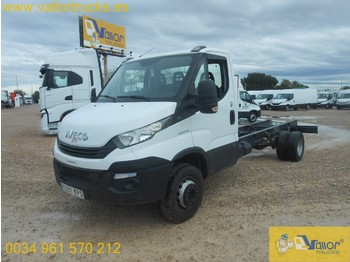 IVECO DAILY 70C15 - cab chassis truck