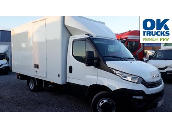 IVECO Daily 35C12 Euro6 Klima ZV - cab chassis truck