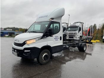 IVECO Daily 72C18A8 /p alusta - cab chassis truck