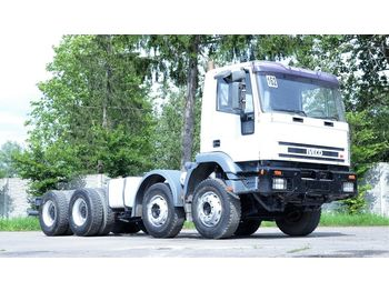 IVECO Eurotrakker 440E34 - cab chassis truck