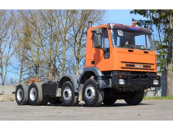 IVECO IVECO IVECO EUROTRAKKER 340EH34 HEAVY DUTY - cab chassis truck