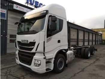 Cab chassis truck IVECO STRALIS XP AS260S48-E6C C11