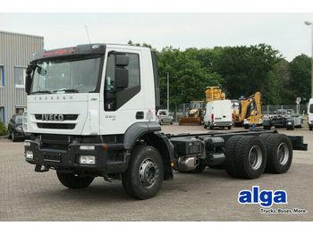 Iveco 260T36 Trakker 6x4, Nebenantrieb, wenig KM  - cab chassis truck
