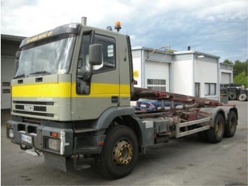 Cab chassis truck Iveco 260 E 37 6X4 CHASSIE 15 000 EUR: picture 1