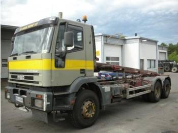 Cab chassis truck Iveco 260 E 37 6X4 CHASSIS