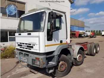 Iveco 410E35 - cab chassis truck
