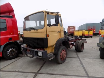 Cab chassis truck Iveco 80.13 4x4