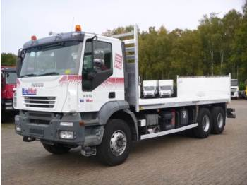 Cab chassis truck Iveco AD260T35 6x4 platform/chassis