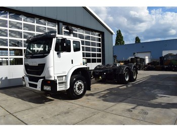 Iveco Acco 2350 DC 6×4 E5 LHD and RHD - cab chassis truck