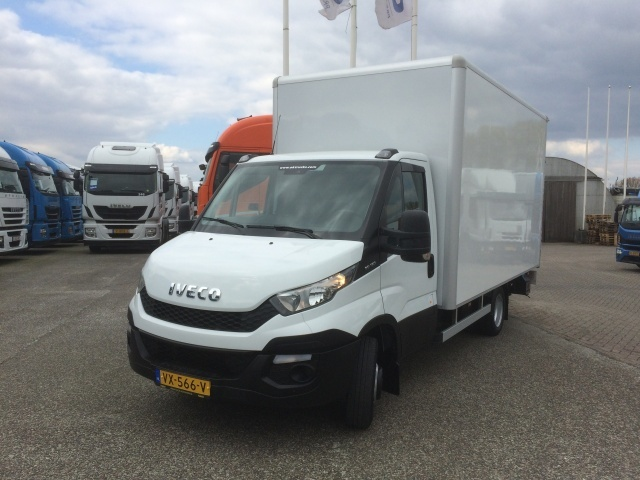 21df55d24a Iveco Daily 35C13 (Euro5 Klima ZV) cab chassis truck from ...
