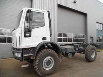 Cab chassis truck Iveco EUROCARGO 140E24 4x4 Chassis Cab new unused