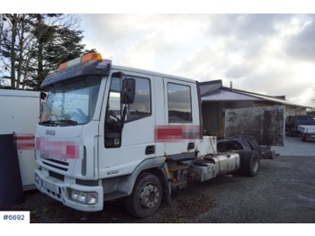 Cab chassis truck Iveco Eurocargo