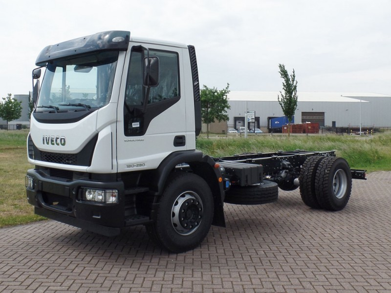 d276874401 New Iveco Eurocargo ML180E28 4x2 Chassis cabin cab chassis truck for ...