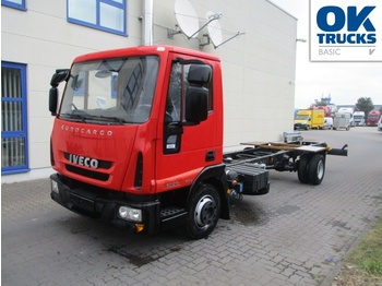 Cab chassis truck Iveco Eurocargo ML80E18