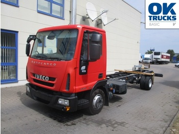 Cab chassis truck Iveco Eurocargo ML80E18: picture 1