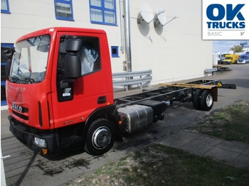 Cab chassis truck Iveco Eurocargo ML80E19
