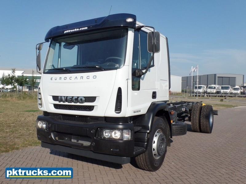 f76a59ffa6 New Iveco Eurocargo MLL180E28 (11 Units) cab chassis truck for sale ...