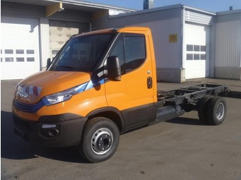 Iveco IVECO DAILY 72C14 CNG 4X2 - cab chassis truck